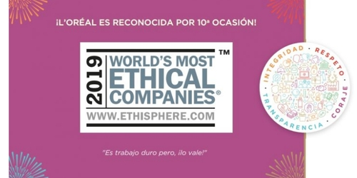 L´OREAL - Leader in Ethics